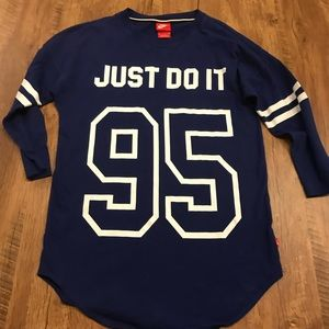 Nike 1995 Just Do It long sleeve t shirt vintage